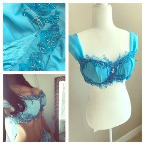 High quality princess jasmine costume small